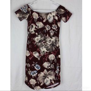🔥 5X25 FASHION NOVA FLORAL DRESS